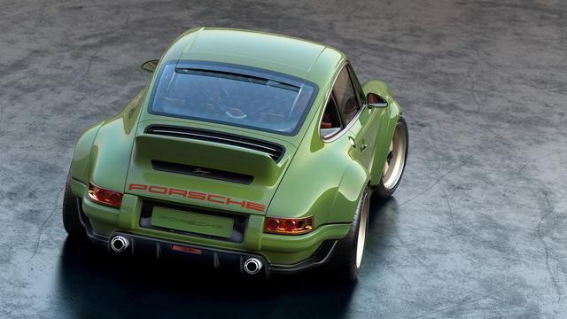 Porsche 911 27 tuổi được lột xác với công nghệ F1 - Ảnh 5.