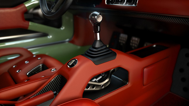 Porsche 911 27 tuổi được lột xác với công nghệ F1 - Ảnh 9.