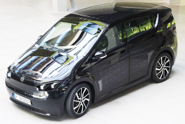 Sono Sion - Xe 5 chỗ chạy bằng năng lượng mặt trời hoàn toàn mới - Ảnh 10.