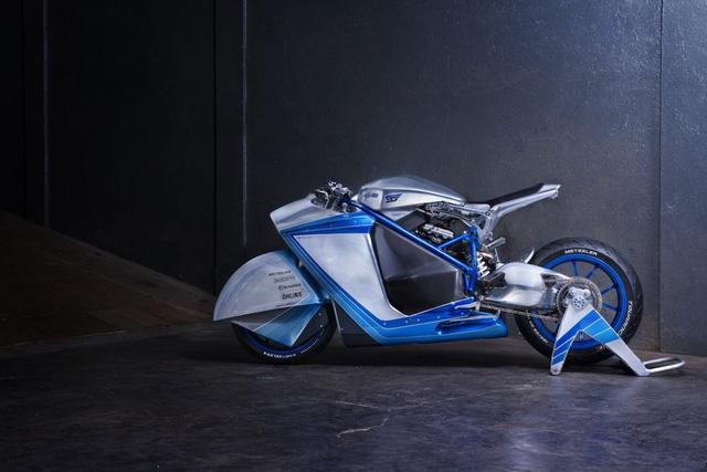 Project XG-848X: Chiếc Ducati bước ra từ phim viễn tưởng - ảnh 2