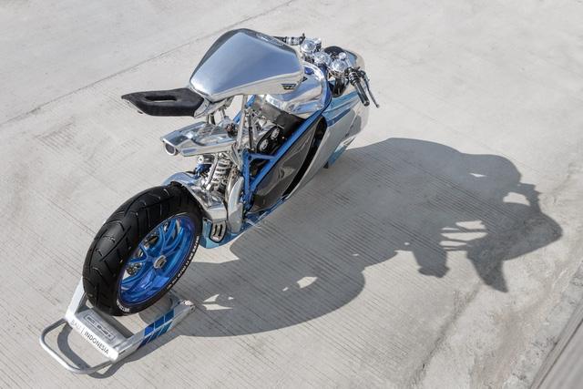 Project XG-848X: Chiếc Ducati bước ra từ phim viễn tưởng - ảnh 3
