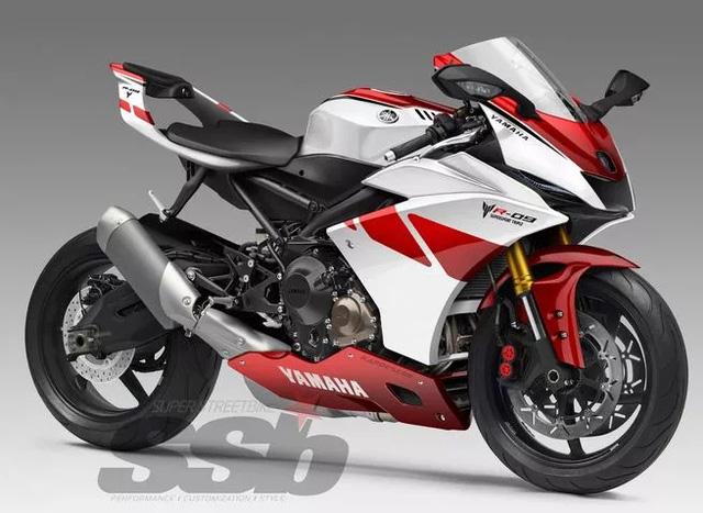 Yamaha R-09 - Ngòi nổ cho cuộc đua mô tô thể thao 900 cc - Ảnh 1.