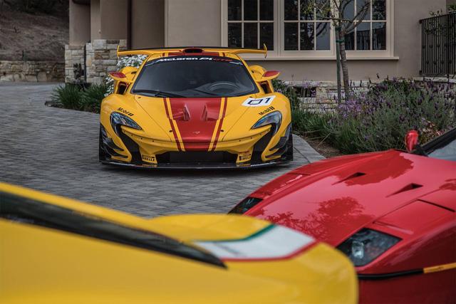 Những hình ảnh đẹp về dàn siêu xe triệu USD tại tuần lễ xe Monterey 2017 - Ảnh 13.