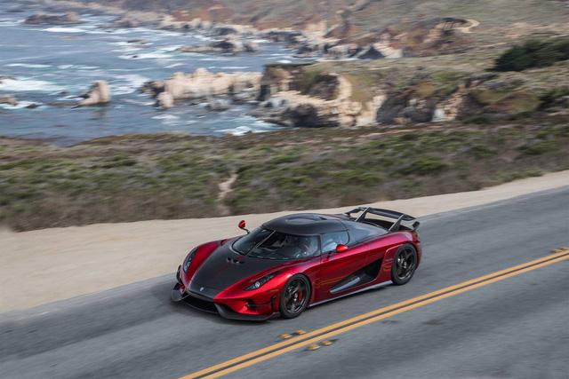 Những hình ảnh đẹp về dàn siêu xe triệu USD tại tuần lễ xe Monterey 2017 - Ảnh 1.