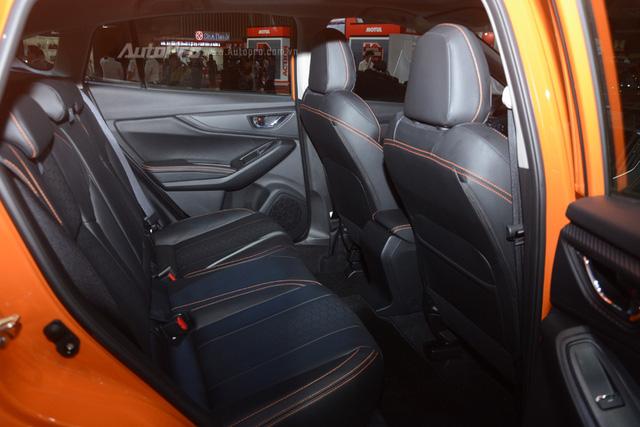 Cận cảnh Subaru XV 2018 có giá bán 1,55 tỷ Đồng tại Việt Nam - Ảnh 11.