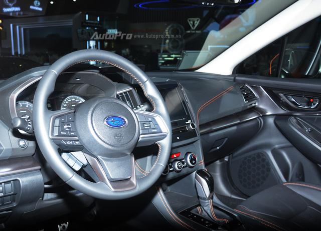 Cận cảnh Subaru XV 2018 có giá bán 1,55 tỷ Đồng tại Việt Nam - Ảnh 12.