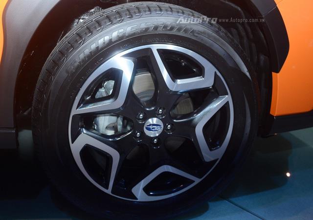 Cận cảnh Subaru XV 2018 có giá bán 1,55 tỷ Đồng tại Việt Nam - Ảnh 9.