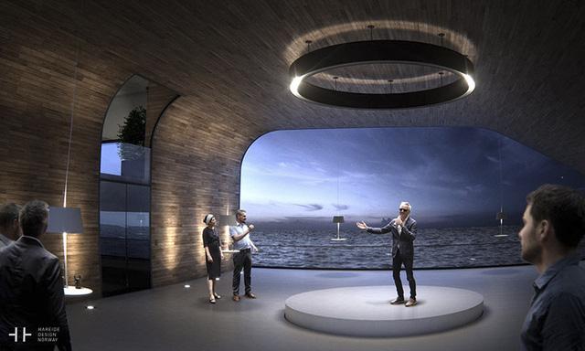 Gặp gỡ siêu du thuyền sẽ khiến giới siêu giàu mê mệt - Ảnh 3.