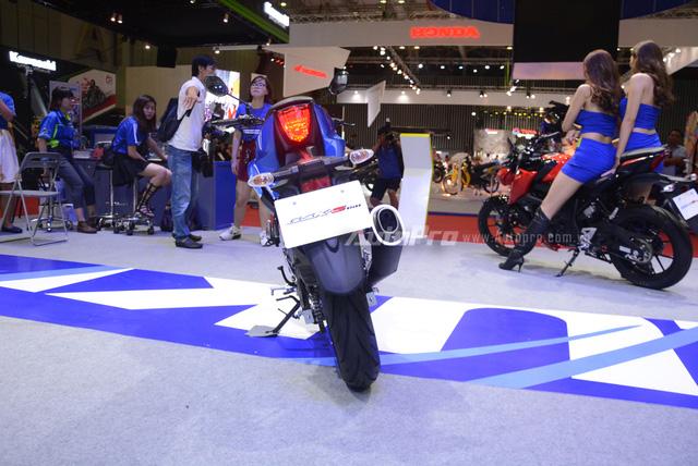 Cận cảnh Suzuki GSX-S150, đối thủ chính của Yamaha TFX 150 tại Việt Nam - Ảnh 6.