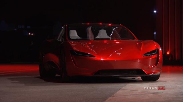 Tesla Roadster gây sốc khi tăng tốc từ 0-96 km/h chỉ trong 1,9 giây - Ảnh 8.