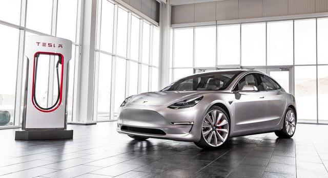 Sách hướng dẫn sử dụng Tesla Model 3 lần đầu lộ diện với nhiều thông tin chưa từng công bố - Ảnh 1.