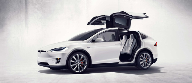 """Mercedes-Benz bí mật thuê xe Tesla Model X về """"phá"""" nhưng trả lại trong tình trạng hỏng hóc - Ảnh 1."""