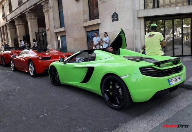 Cho thuê siêu xe như bán hàng rong vỉa hè tại Paris - Ảnh 4.
