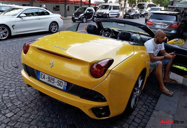 Cho thuê siêu xe như bán hàng rong vỉa hè tại Paris - Ảnh 2.