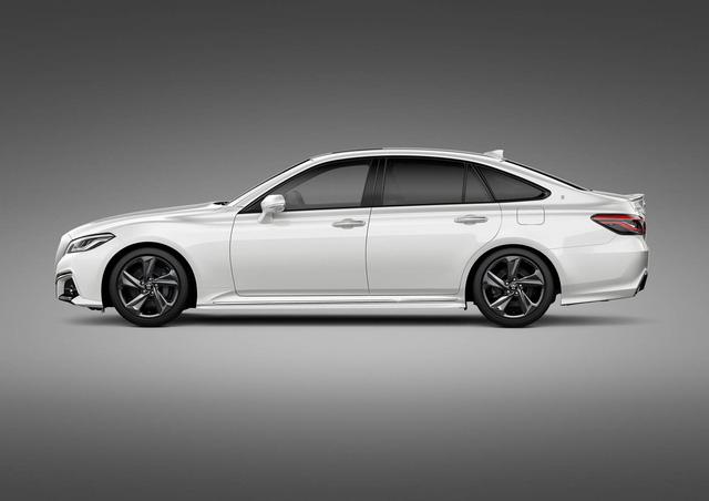 Đây là hình ảnh xem trước của sedan cao cấp Toyota Crown thế hệ mới - Ảnh 1.