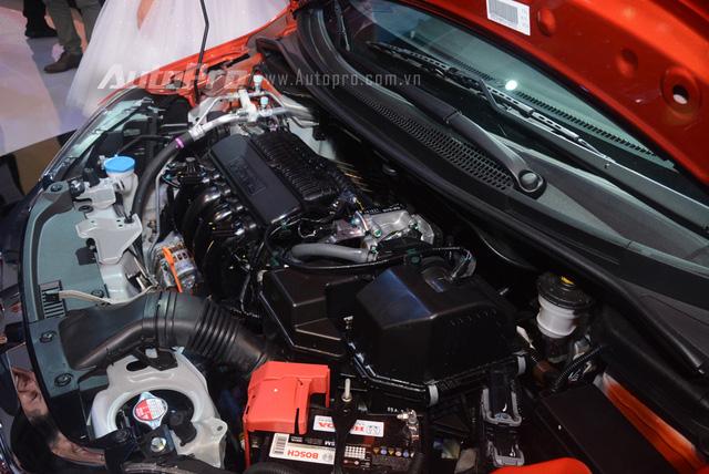 Chi tiết Honda Jazz sẽ được bán ra thị trường Việt Nam vào quý I năm sau - Ảnh 13.