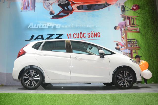 thông tin xe Honda Jazz