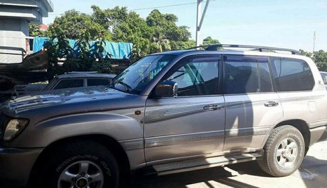 Thợ Việt lên đời cho Toyota Land Cruiser 2000 thành phiên bản 2016 - Ảnh 1.