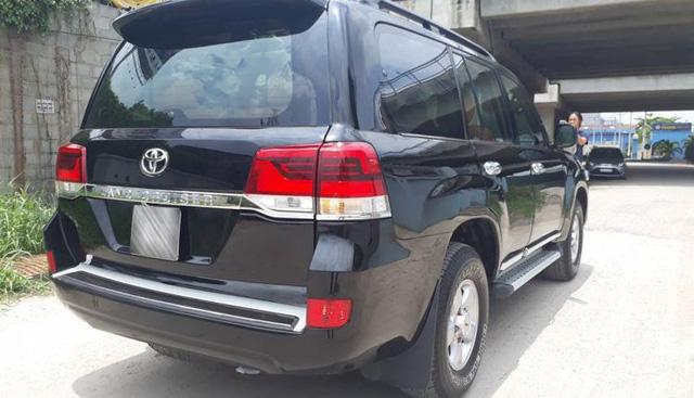 Thợ Việt lên đời cho Toyota Land Cruiser 2000 thành phiên bản 2016 - Ảnh 3.