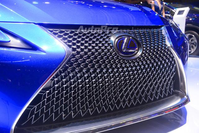 Lexus LC 500h 2018 đầu tiên xuất hiện tại Việt Nam - Ảnh 9.