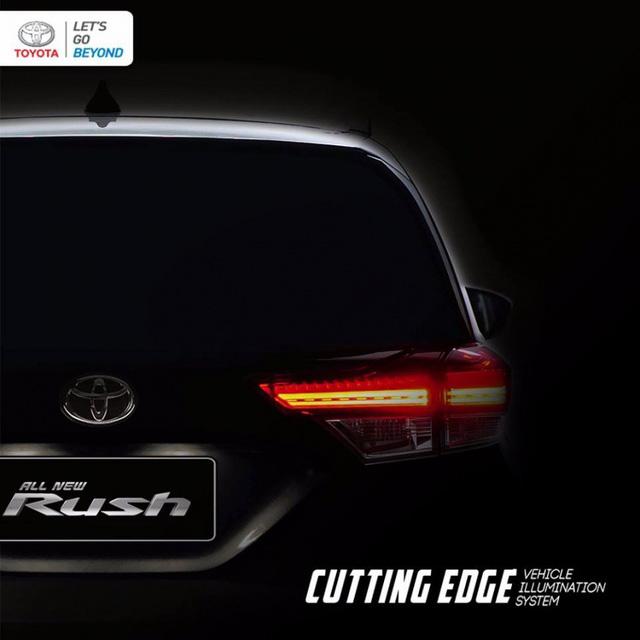 Xe 7 chỗ Toyota Rush 2018 lộ diện trước ngày ra mắt - Ảnh 4.