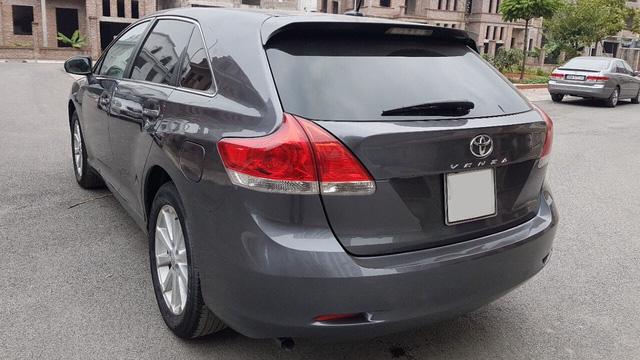 Toyota Venza: Từ Vua xe nhập khẩu thành hàng hiếm tại Việt Nam - Ảnh 5.