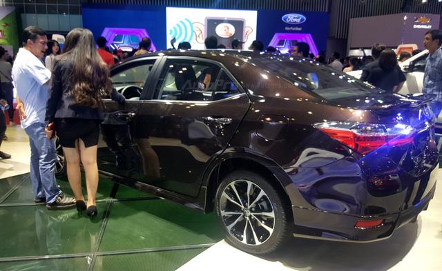Toyota Corolla Altis ESport 2017 mới ra mắt các khách hàng Việt có gì hot? - Ảnh 4.