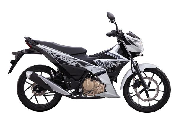 Cạnh tranh Yamaha Exciter, Suzuki Raider tung phiên bản mới tại Việt Nam - Ảnh 3.