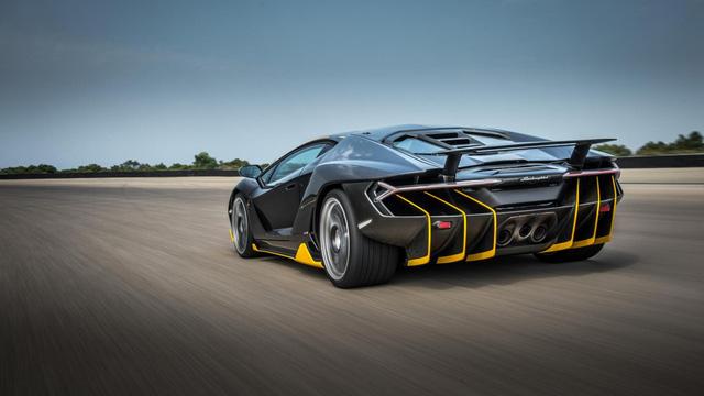 Điểm lại những concept Lamborghini táo bạo nhất trước thềm ra mắt Urus - Ảnh 13.