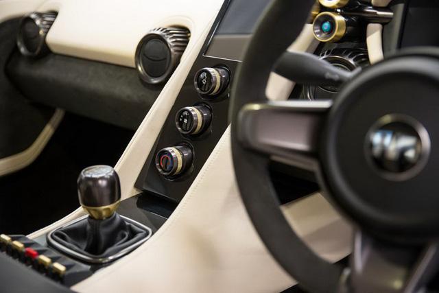 Hãng TVR hồi sinh với Griffith mạnh 480 mã lực, tốc độ tối đa 321 km/h, giá ước tính 2,67 tỷ Đồng - Ảnh 13.