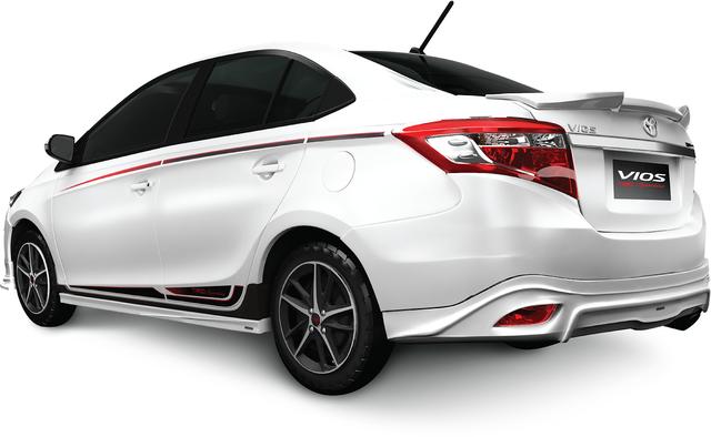 Phân khúc B cạnh tranh khốc liệt - Toyota Vios giảm giá sâu, ra phiên bản thể thao mới - Ảnh 3.