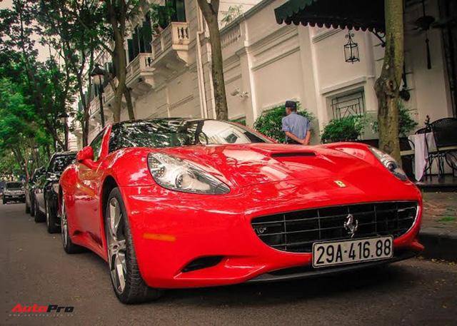Số phận lận đận của 4 siêu xe Ferrari California tại Việt Nam - Ảnh 8.