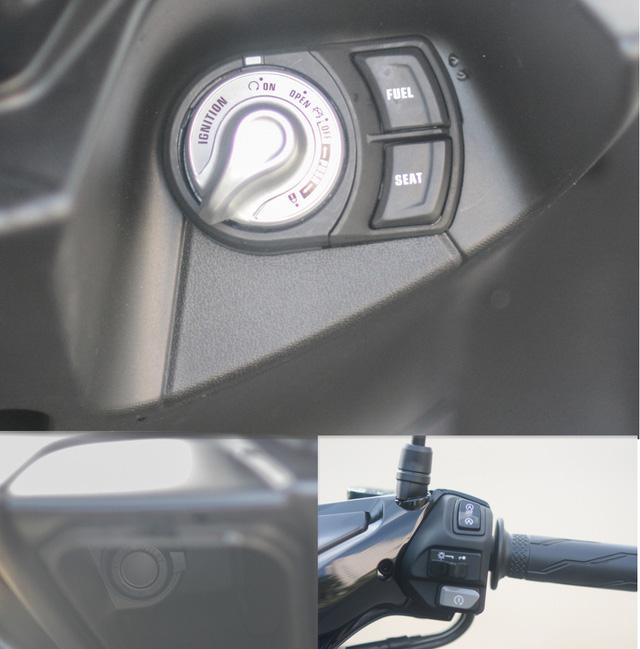 Đánh giá xe tay ga Yamaha NVX 125 - Trẻ và hiện đại - Ảnh 5.