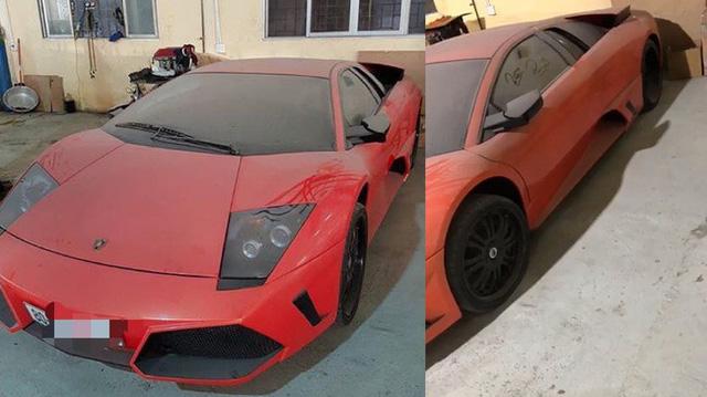 Bò già Lamborghini Murcielago đầu tiên tại Việt Nam lại dở chứng trên phố - Ảnh 5.