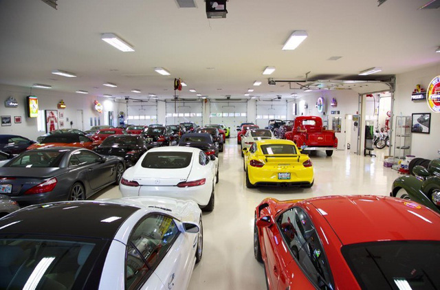 Đại gia ngành chăn đệm tậu Ferrari LaFerrari mui trần 46 tỷ Đồng - Ảnh 9.