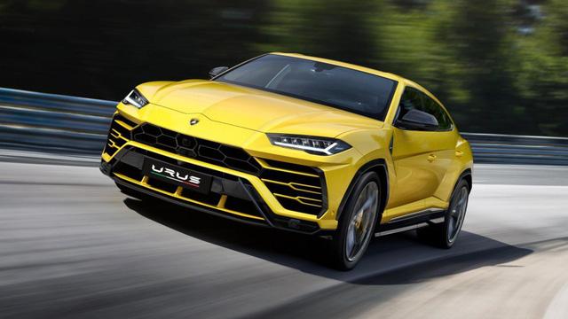 Lamborghini Urus không lấy tên từ bò tót và những sự thật thú vị về siêu SUV nhanh nhất thế giới - Ảnh 5.