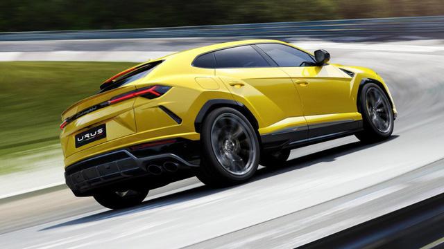 Lamborghini Urus không lấy tên từ bò tót và những sự thật thú vị về siêu SUV nhanh nhất thế giới - Ảnh 2.