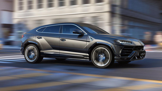 Lamborghini Urus không lấy tên từ bò tót và những sự thật thú vị về siêu SUV nhanh nhất thế giới - Ảnh 3.