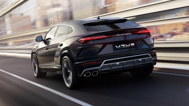 Lamborghini Urus không lấy tên từ bò tót và những sự thật thú vị về siêu SUV nhanh nhất thế giới - Ảnh 4.