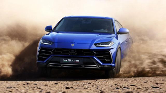 Lamborghini Urus không lấy tên từ bò tót và những sự thật thú vị về siêu SUV nhanh nhất thế giới - Ảnh 6.