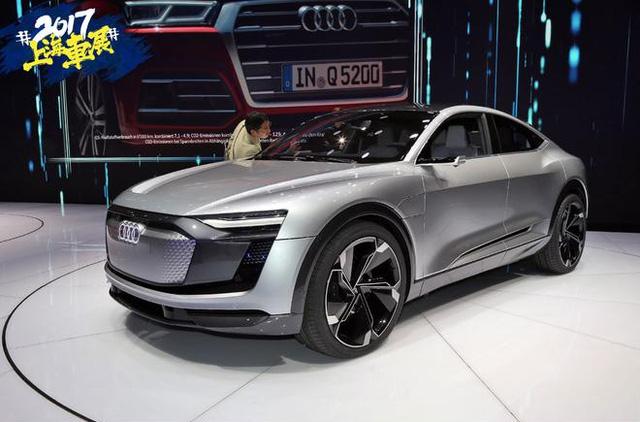 Audi E-Tron Sportback - Đối thủ mới của SUV hạng sang BMW X6 - Ảnh 2.