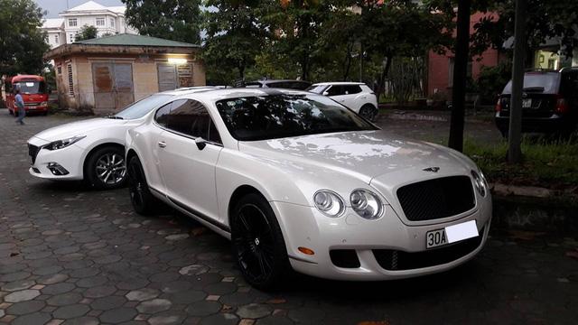 Xót xa với Bentley Continental GT Speed bị vặt gương tại Hà thành - Ảnh 4.