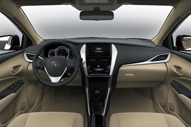 Toyota Vios 2018 ra mắt tại Lào và Campuchia, giá từ 19.300 USD - Ảnh 7.