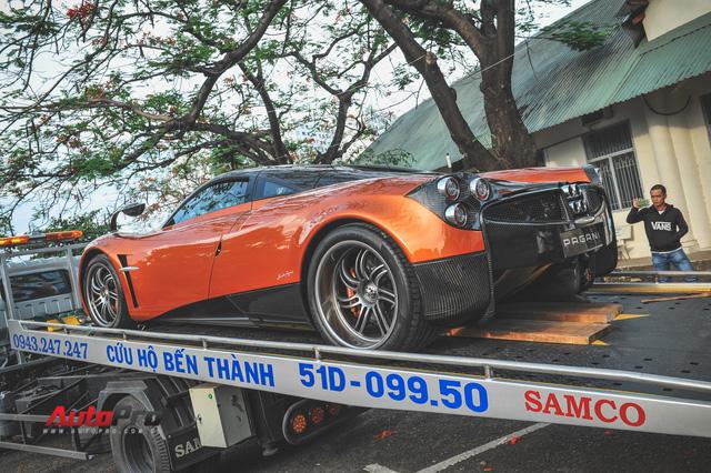 Minh Nhựa rao bán Pagani Huayra với giá 5 triệu USD - Ảnh 1.