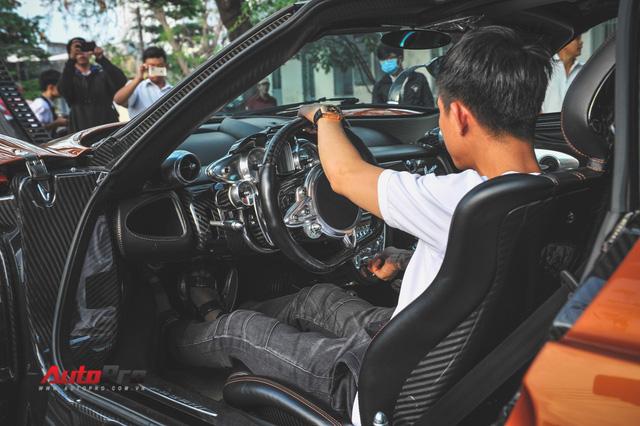 Minh Nhựa rao bán Pagani Huayra với giá 5 triệu USD - Ảnh 3.