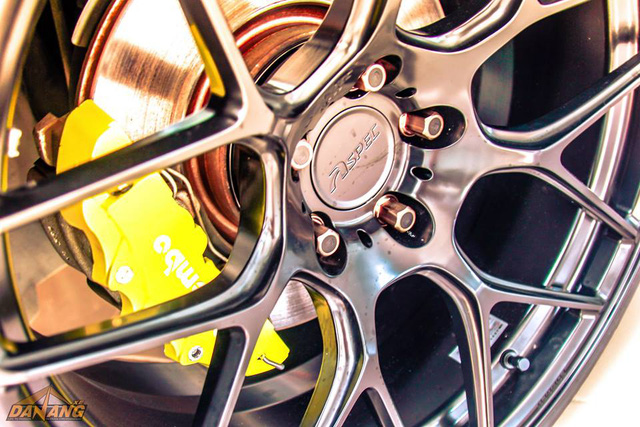 Tay chơi Đà thành độ bodykit Aspec 430R cho bé hạt tiêu Volkswagen Sicrocco - Ảnh 11.