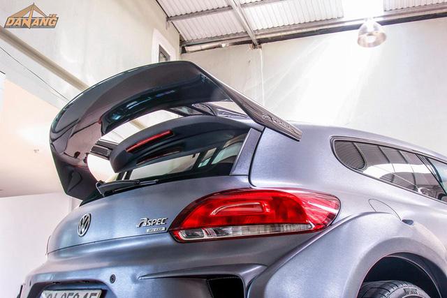 Tay chơi Đà thành độ bodykit Aspec 430R cho bé hạt tiêu Volkswagen Sicrocco - Ảnh 14.