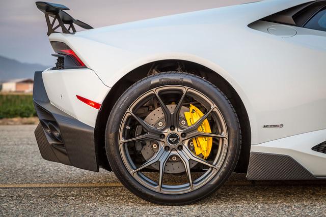 Lamborghini Huracan độ Novara Edizione độc nhất Việt Nam tiếp tục được làm đẹp - Ảnh 5.