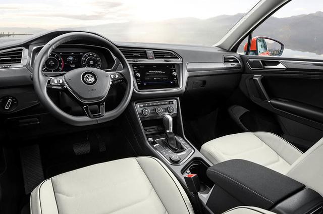 Volkswagen Tiguan Allspace chốt lịch ra mắt thị trường Việt, cạnh tranh Mercedes-Benz GLC - Ảnh 3.
