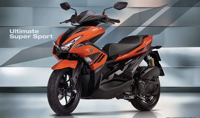 Yamaha giới thiệu Exciter và NVX 155 phiên bản màu giới hạn - Ảnh 1.